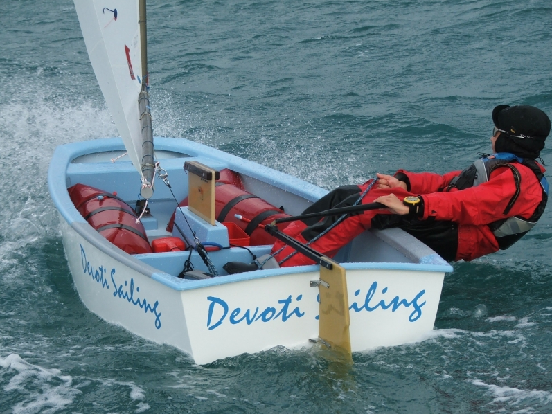 Devoti Sailing Optimist